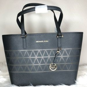 Michael Kors jet set travel MD carry all tote